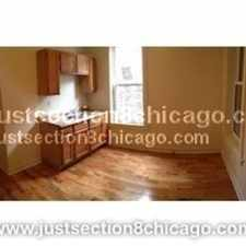 Rental info for **AUGUSTA/KEELER SECTION 8 UNIT 2BDR 1BT $NO SECURITY$ SECTION 8** in the West Humboldt Park area