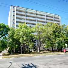 Rental info for Olympic Towers in the Winnipeg area