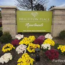 Rental info for Brighton Place Apartments