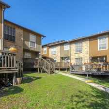Rental info for Broken Oak Townhomes in the San Antonio area
