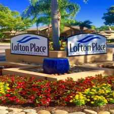 Rental info for Lofton Place