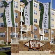 Rental info for Truman Park