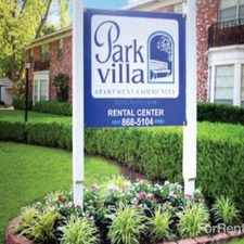 Rental info for Park Villa
