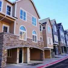 Rental info for Milano Town Homes in the Wilburton area