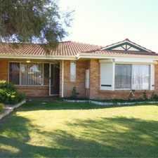Rental info for Lovely 4 bedroom, 2 bathroom family home