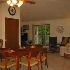 Rental info for Spacious upper condo 2 BR and 2 BA Attached garage