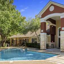 Rental info for Colonial Village at Sierra Vista in the Round Rock area
