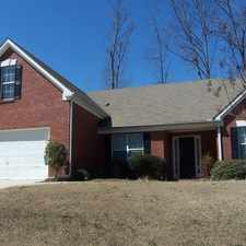 Rental info for For Sale or Rent! Spacious 4 BR/3 BA ranch wth lots of privacy. FMLS#: 5572084