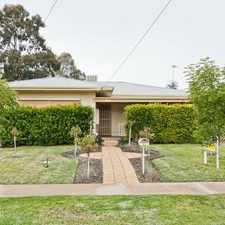 Rental info for Quiet Leafy Street in the Mildura area