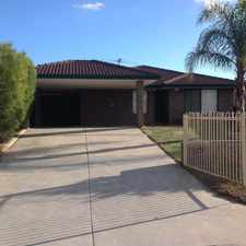 Rental info for 3 Bedroom Home in the Much Sort After Area of Madd