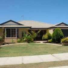 Rental info for LARGE FAMILY HOME in the Currambine area