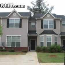 Rental info for Three Bedroom In Clayton County