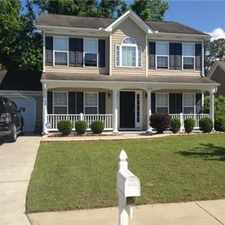 Rental info for Wonderful single home 3 bedroom 2.5 bath
