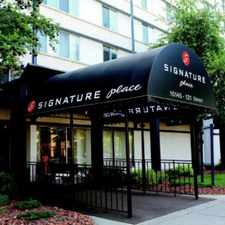 Rental info for Signature Place