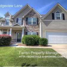 Rental info for 2782 Sedgeview Lane