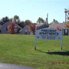 Rental info for Pinecrest Apartments Site Manager
