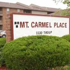 Rental info for Mt Carmel Place Senior Housing in the 66102 area