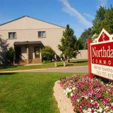 Rental info for Northdale Commons Townhomes