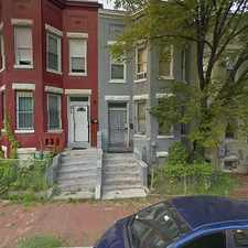 Rental info for Townhouse/Condo Home in Washington for For Sale By Owner in the Eckington area