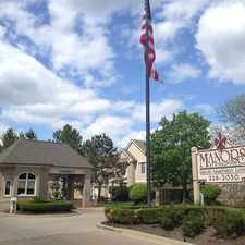 Rental info for Manors at Knollwood