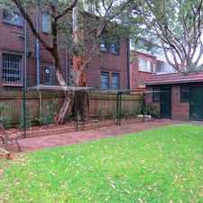 Rental info for DEPOSIT TAKEN - CHARMING 1 BEDROOM IN QUIET LEAFY SETTING