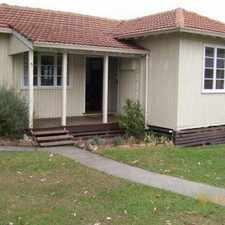 Rental info for NEAT & TIDY in the Lockyer area