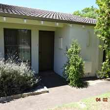 Rental info for AIR CONDITIONED UNIT IN EXCELLENT LOCATION
