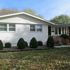 Rental info for 18831 Cherry Ln in the Lansing area