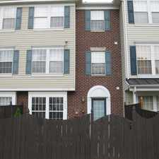 Rental info for 3 LEVEL TOWNHOME