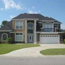 Rental info for Elegant Executive Home with pool in Gated Community