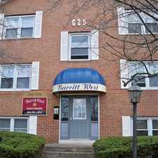 Rental info for The Burritt West Apartments