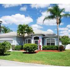 Rental info for **ANNUAL SINGLE FAMILY GATEWAY FT MYERS**