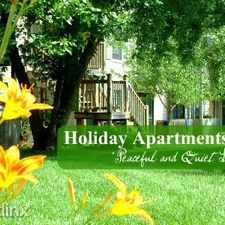 Rental info for Holiday Apartments