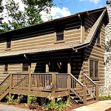 Rental info for Luxery Mountain Top Cabin in Waynesville, NC with Nightly or Weekly rentals