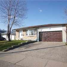 Rental info for 18 Armbro Ave - Bungalow House for Rent