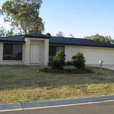 Rental info for Lowset Four Bedroom Family Home in the Wulkuraka area