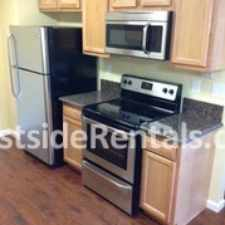 Rental info for Upgraded 2 Bdrm, Granite Counters, New Stainless Steel Appliances! in the Lincoln Park area