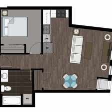 Rental info for 2500 Rimrock Apartments
