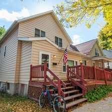 Rental info for 927 Chandler St in the Madison area