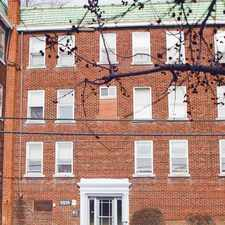 Rental info for Wendover Street Apartments