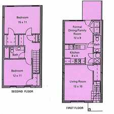 Rental info for Murphy Park Apartments