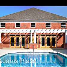 Rental info for The Pointe At Adam's Place