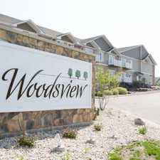 Rental info for Woodsview Apartments