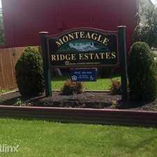 Rental info for Monteagle Ridge Estates in the Niagara Falls area