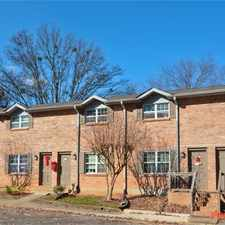 Rental info for Waverly Manor Townhomes