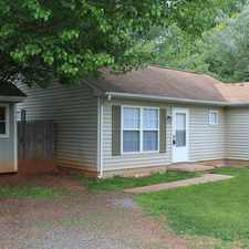 Rental info for Convenient 2 Bedroom Home with Storage Shed
