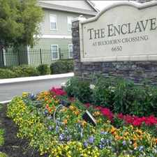 Rental info for The Enclave at Buckhorn Crossing