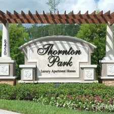 Rental info for Thornton Park