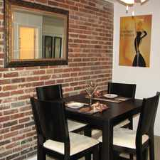 Rental info for Warson Village Townhouse Apartments