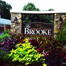 Rental info for The Brooke